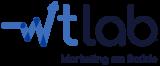 Logo Agência WTLAB - Marketing em Saúde